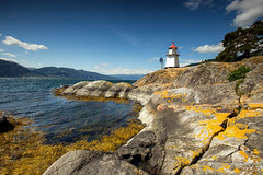 Impressions of Norway (zilverbat.) Tags: noorwegen tripadvisor fjords travel outdoor landscape lighthouse nature wallpaper world waterfront water pin zilverbat sky canon tour map ngc clouds image norway norwic norwegian lee scandinavië