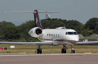 N817RA Gulfstream IV