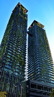 ..green concrete..