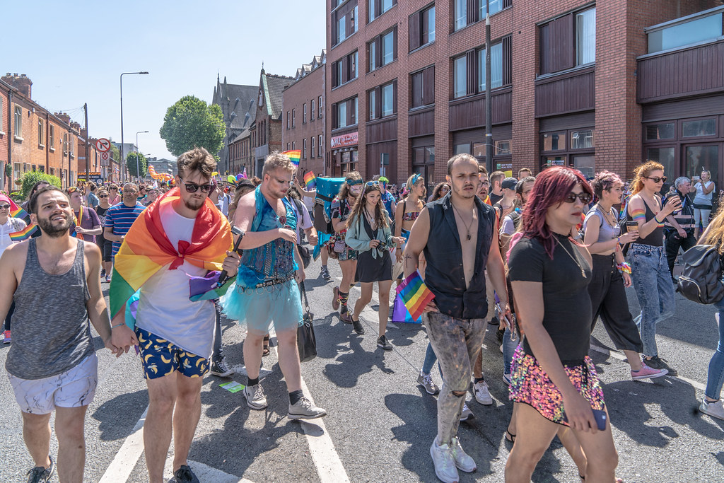 ABOUT SIXTY THOUSAND TOOK PART IN THE DUBLIN LGBTI+ PARADE TODAY[ SATURDAY 30 JUNE 2018]-141743