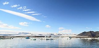 Laguna Jokulsarlon en el glaciar Vatnajokull  Islandia 21