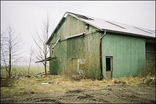 The old Sawmill - Fuji Industrial 100