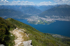 San Nazzaro to Monte Gambarogno hike (Toni_V) Tags: m2408237 rangefinder messsucher leicam leica mp typ240 type240 28mm elmaritm12828asph hiking wanderung escursione randonnée tessin ticino lagomaggiore ascona locarno sannazzaro montegambarogno alps alpen switzerland schweiz suisse svizzera svizra europe trail wanderweg sentiero ©toniv 2018 180630