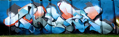 step in the arena (wojofoto) Tags: eindhoven nederland netherland holland berenkuil stepinthearena graffiti streetart wojofoto wolfgangjosten chas
