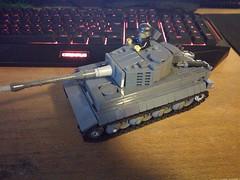 Tiger I (read desc) (_Tiitus_) Tags: tiger i german tank ww2