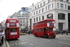 Classic (Maurits van den Toorn) Tags: bus buses doubledecker dubbeldekker routemaster londontransport tfl london londen rood red rot rosso rouge