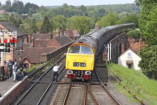 D1015 Class 52 'Western Champion'