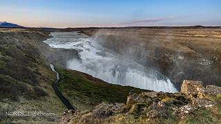 Iceland - The Golden Falls  I
