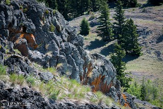 Colourful Crag