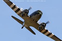1091 Dakota (photozone72) Tags: yeovilton yeoviltonairday aviation airshows aircraft airshow canon canon7dmk2 canon100400f4556lii 7dmk2 bbmf raf rafbbmf dakota