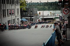 Downhill speed (the8dushphoto) Tags: racing bikes bike action active sunny team downhill speed photooftheday