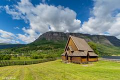 IMGP5354 (jarle.kvam) Tags: valdres norway øye stavkirke stavkyrkje stavechurch vikings