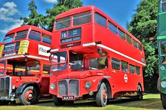RM2037 (stavioni) Tags: routemaster aec park royal london transport double decker red bus rm2037 rm 2037 alm37b