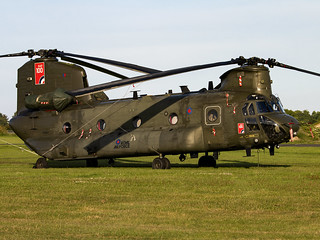 Royal Air Force | Boeing CH-47D Chinook HC.6A | ZD983