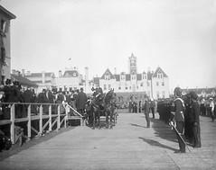 Duke & Duchess of Cornwall visit the UofM, 1901 (vintage.winnipeg) Tags: vintage history historic winnipeg manitoba canada royalty