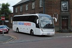 National Express West Midlands 92 BX65WAA (Alan Sansbury) Tags: nationalexpresswestmidlandsbirmingham nationalexpress