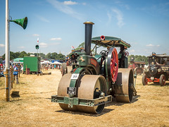 Hollowell 2018 (Ben Matthews1992) Tags: 2018 hollowell steam rally old vintage historic preserved preservation vehicle transport traction engine aveling porter roller motor 912xuw
