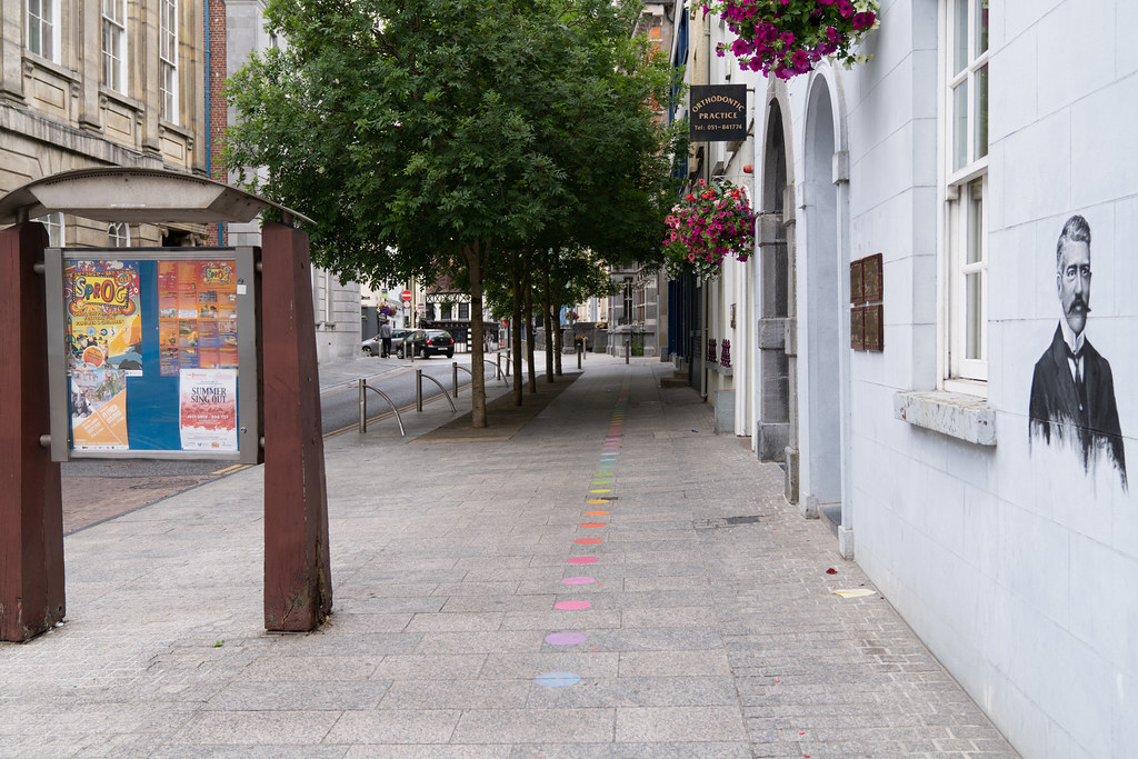 EXAMPLES OF STREET ART [URBAN CULTURE IN WATERFORD CITY]-142304