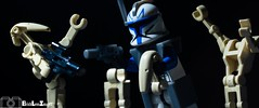 CLONE WARS RETURNS! (kyle.jannin) Tags: lego legostarwars starwars star wars the clone rex captain droids battle clonewarssaved clones troopers