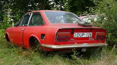 Fiat 124 Sport (vwcorrado89) Tags: fiat 124 sport coupe 1600 rusty abandoned wreck