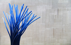 Brush Off (studioferullo) Tags: abstract architecture art beauty bright building colorful colourful colors colours contrast dark design detail edge light metal minimalism outdoor outside perspective pattern pretty scene study street texture tone weathered world seattle washington eraser sculpture blue white oldenburg vanbruggen brush