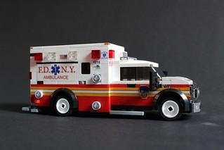 FDNY Ambulance 1215