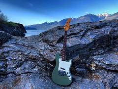 On the Rocks (Pennan_Brae) Tags: musicphotography guitarphotography guitars guitar offsetguitars fenderguitars electricguitars vintageguitars fenderguitar vintageguitar electricguitar fender fenderbronco