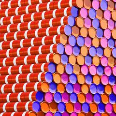 Oil on water (Arni J.M.) Tags: sculpture oilonwater circles shadow christoandjeanneclaude trapezoid mastaba geometry londonmastaba 7506 barrels diagonal serpentinelake hydepark london england uk