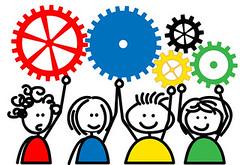 Teamwork (elitepsicologos) Tags: teamwork zahnrad zahnrder arbeit arbeiten beruf antrieb firma fabrik team system arbeiter business personal arbeitskrfte mitarbeiter job uhrwerk zusammenarbeit gesellschaft gruppe lsung problemlsung ablauf erfolg herausforderung prozess strategie zusammen germany