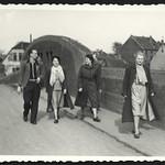 Archiv P256 Steinbrücke, 1950er thumbnail