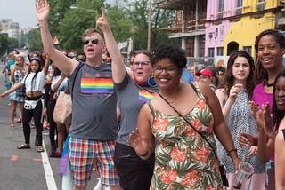 2018 Capital Pride Parade