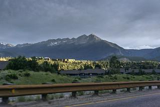 Approaching Dillon, CO, 2015.07.12