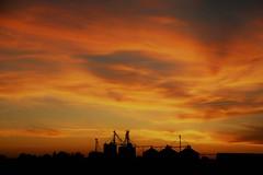 Last Light of Day (JayLev) Tags: sunset ogle rochelle illinois