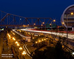 I-64 lights (ed.mount) Tags: louisville longexposure night lighttrails canon6d