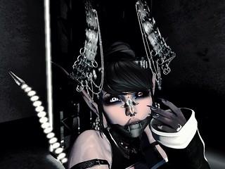 Demonia9000 {Sinful Needs Blogpost}