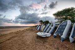 Instow Dingys (Cliff-Spittle) Tags: instownorthdevon sunrise boats nikond850 nikon1635mm