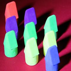 The bird house  eraser (douglas randall thayer) Tags: douglasthayer macromondays eraser