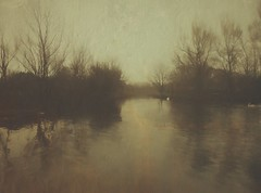 Emotion IV (Bill Eiffert) Tags: landscape waterscape lake pictorialism emotion sadness melancholic painterly painting
