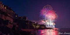 feu d'artifice Saint-Malo (arnolamez) Tags: bretagne britanny feudartifice saintmalo canon6d