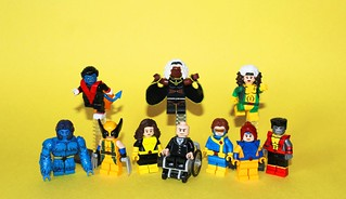 Previously, On X-Men!