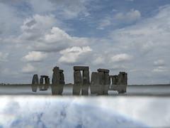 stonehenge (mikejsutton) Tags: bluestone stonehenge english heritage national trust ancient monument stone circle wiltshire mike sutton world site sarsen stones heel landscape england prism
