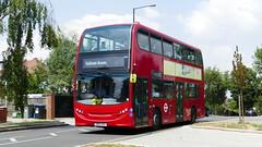 Tower Transfer (londonbusexplorer) Tags: sullivan buses adl enviro 400 e45 dn33778 sn12avu rail replacement harrow wembley park metropolitan line tfl london