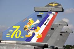 RafaleM_Tails_FFD (Tony Osborne - Rotorfocus) Tags: royal international air tattoo 2018 raf fairford dassault rafale m french navy france tail