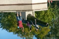 Parque Marinha do Brasil - Reflexo (Ivan Roberto Becher Machado) Tags: cores luz parque reflexo família