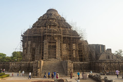 Konark, Sun Temple (Rohit Tulsiyan) Tags: sun temple konark orrisa historic monument architecture heritage india building worship travel mythology under repair archaeological
