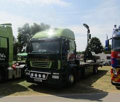 Ken Williams CV55 GOJ at Truckfest Malvern (Joshhowells27) Tags: lorry truck iveco kenwilliams swansea recovery breakdown math