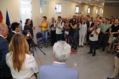 FOTO_Inauguración Centro Ambulatorio Almedinilla_08 (Página oficial de la Diputación de Córdoba) Tags: diputación de córdoba almedinilla inauguración centro salud ambulatorio antonio ruiz maximiano izquierdo jaime castillo isabel baena