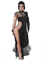 ap8-1 ([★] Nieηor Sαvirα [★]) Tags: woman meshbodylara style lotd poetic maitreya fashion mandala hair blogging sl secondlife meshhead catwa league eclipse ecd exxess amacci