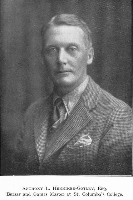 Anthony Henniker-Gotley