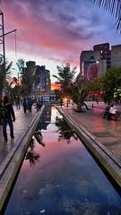 tramonto metropolitano (Luna y Valencia) Tags: sunset bogota colombia tramonto puestadesol